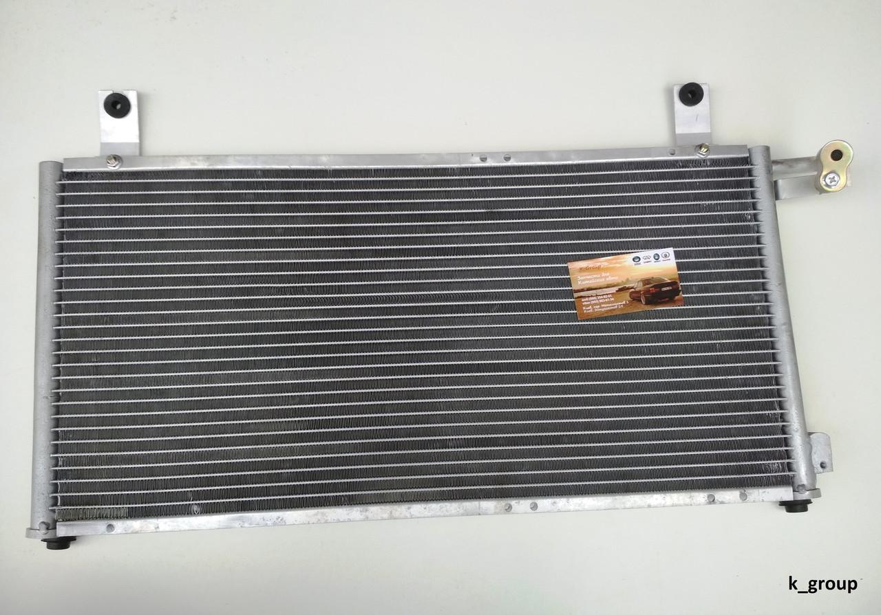 Радиатор кондиционера (новый вид) Geely CK (Джили СК)