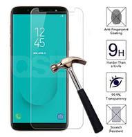 Защитное стекло Tempered ProGlass 2,5D для Samsung Galaxy J8 (2018) J810F прозрачное