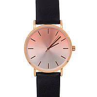 Жіночий годинник EvenOdd eww-rf17-0277 Gold Black SKL35-238378