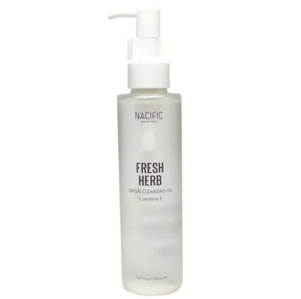 Nacific Fresh Herb Origin Cleansing Oil Гидрофильное масло с экстрактом жасмина