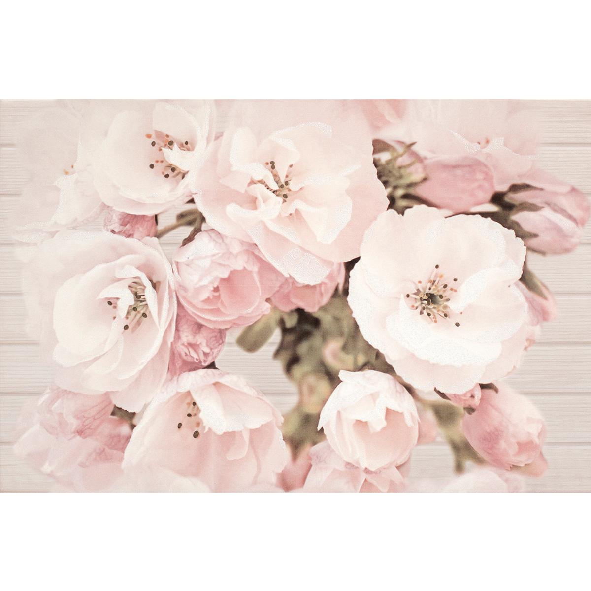 Декор Cersanit  Sakura Inserto Flower  30x45