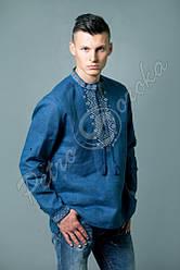 Рубашка-вышиванка мужская Petro Soroka модель МТ 2091-02