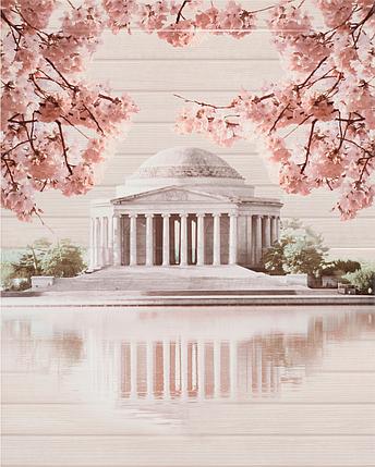 Декор Cersanit  Sakura Panno Palace  45x60, фото 2