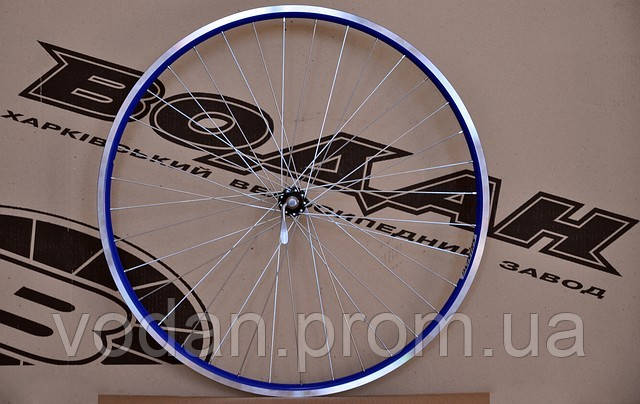 Колесо велосипедное «Водан» 28 дюймов. «Шоссейник». Заднее.