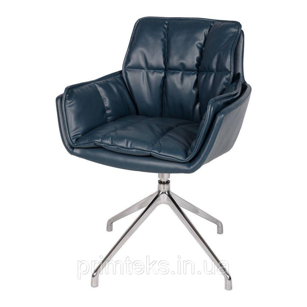 Кресло поворотное PALMA (Пальма) синее