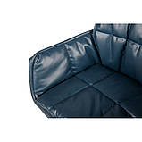 Кресло поворотное PALMA (Пальма) синее, фото 6