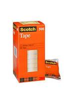 3М  Scotch 508 прозрачная клейкая лента 19мм х 33м