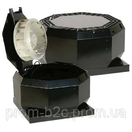 Systemair TOE - крышный вентилятор промышленного класса, фото 2