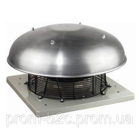 Systemair DHS - крышный вентилятор для использования в жилых зданиях