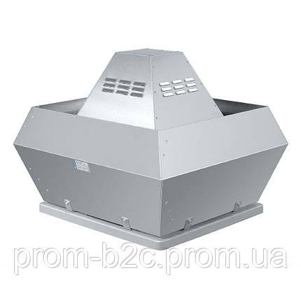 Systemair DVNI - крышный вентилятор промышленного класса с шумоизолированным корпусом, фото 2