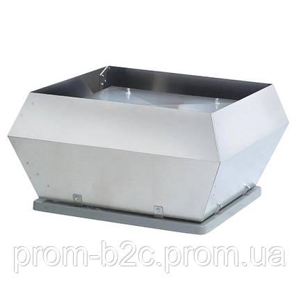 Systemair DVS sileo - малошумный крышный вентилятор, фото 2