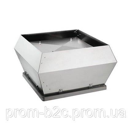 Systemair DVSI sileo - крышный вентилятор с низким уровнем рабочего шума, фото 2