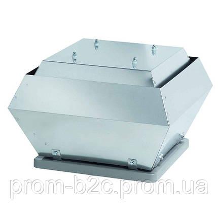 Systemair DVCI - крышный вентилятор с интеллектуальнолй системой регулировки скорости двигателя, фото 2