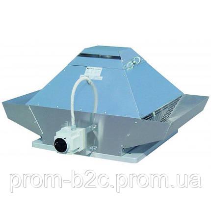 Systemair DVG-V - крышный вентилятор дымоудаления, фото 2