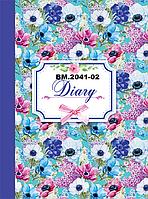 Ежедневник недатированный A5 LAURA Buromax BM.2041, фото 1