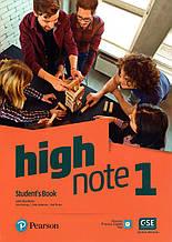 Учебник  High Note 1 Student's book