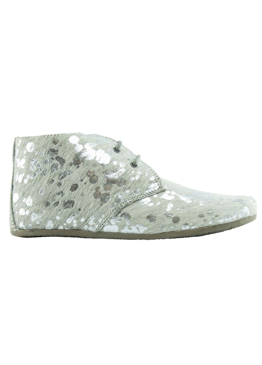 Ботинки Maruti 28 Белый, Серебро
