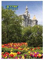 Записная книга Книга канцелярская А4 96 листов линия Buromax BM.2409, фото 1