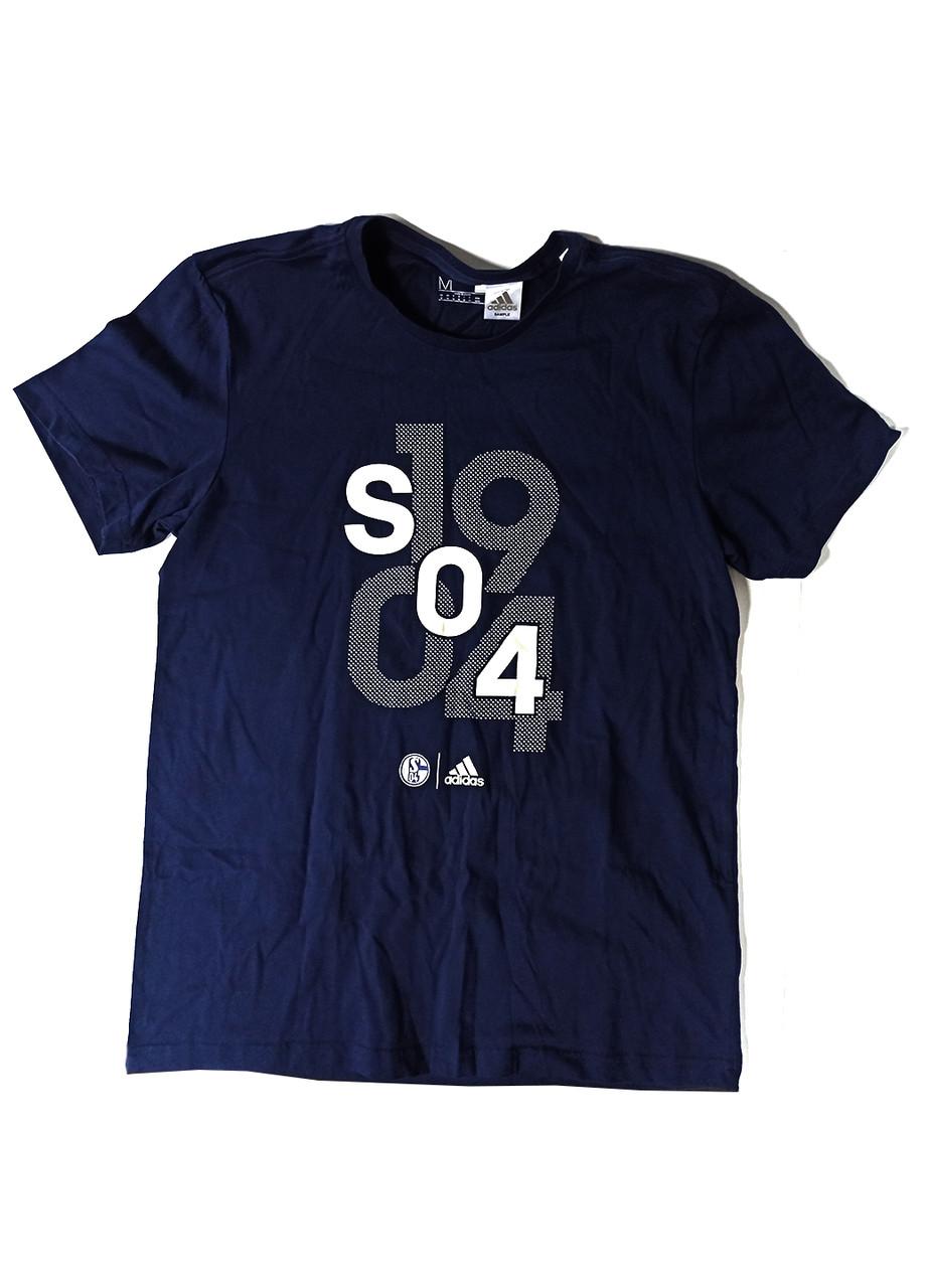 Футболка Adidas M Синий