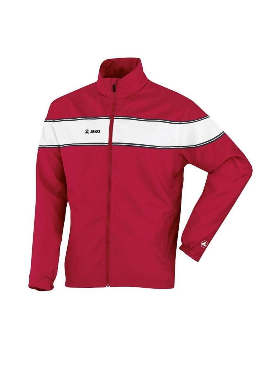 Спортивная кофта  Jako 122-128см Красный