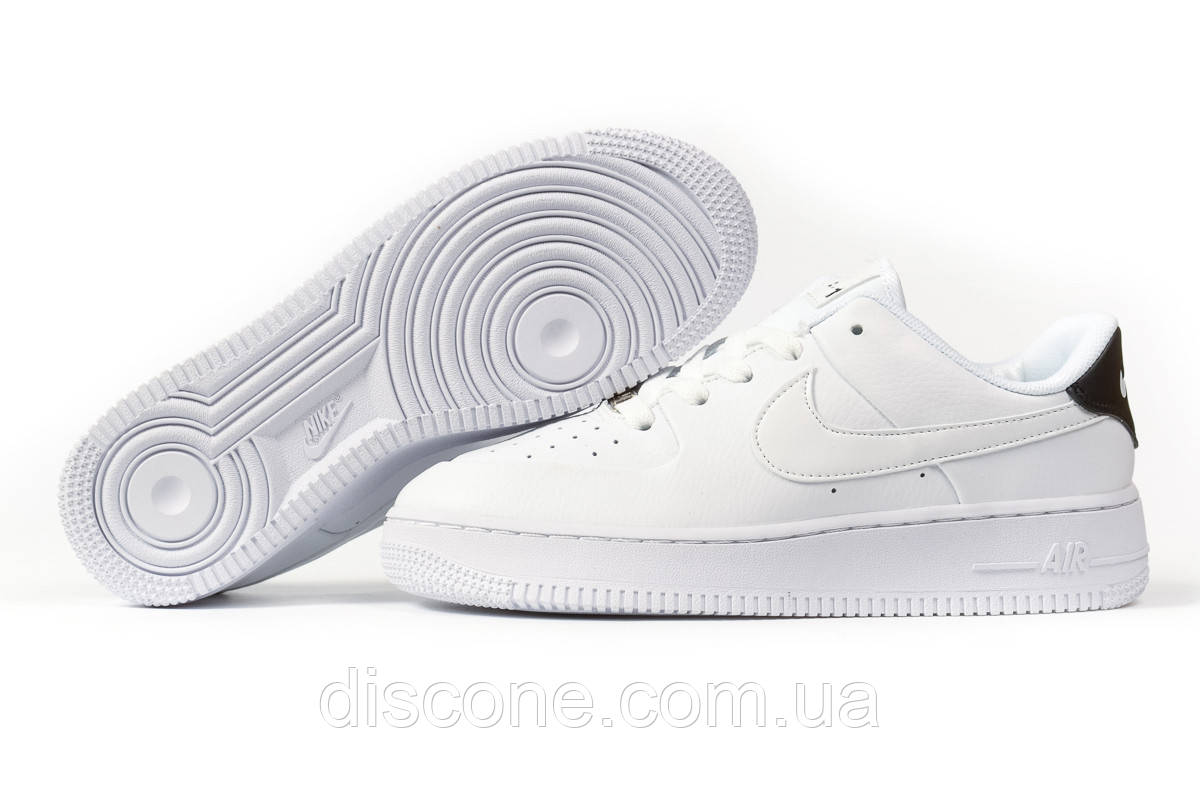 Кроссовки женские 16892 ► Nike Air  AF-1, белые ✅SALE! 29% [ 39 41 ] ► (39-25,0см)