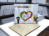 Картина по номерам 40х50 на дереве Маковое великолепие, Rainbow Art (GXT30137), фото 9