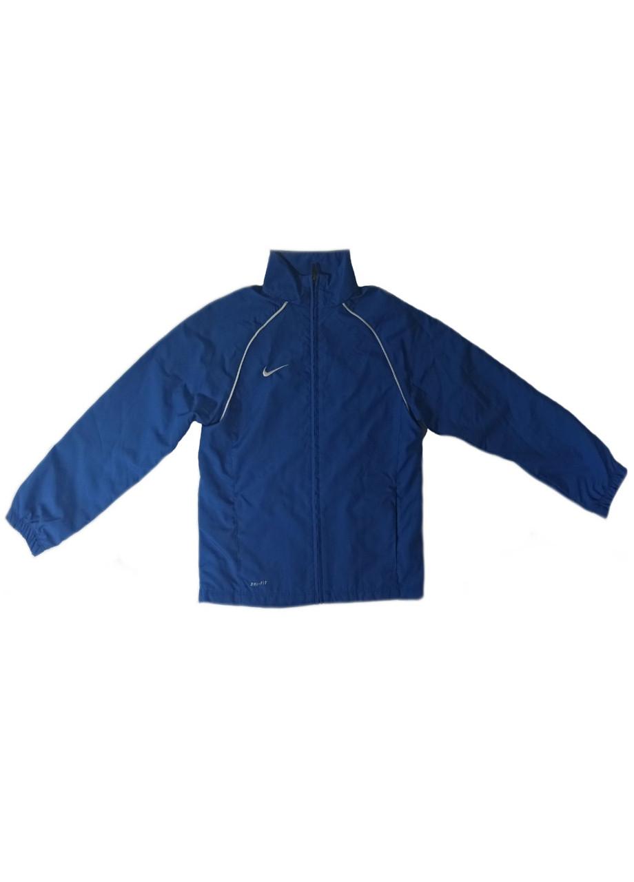 Спортивная кофта  Nike 128-140см Синий