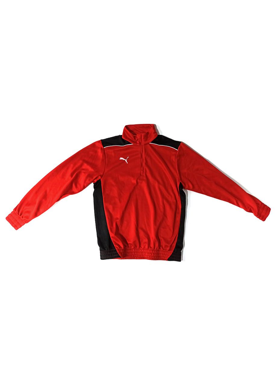 Спортивная кофта  Puma 128см Красный