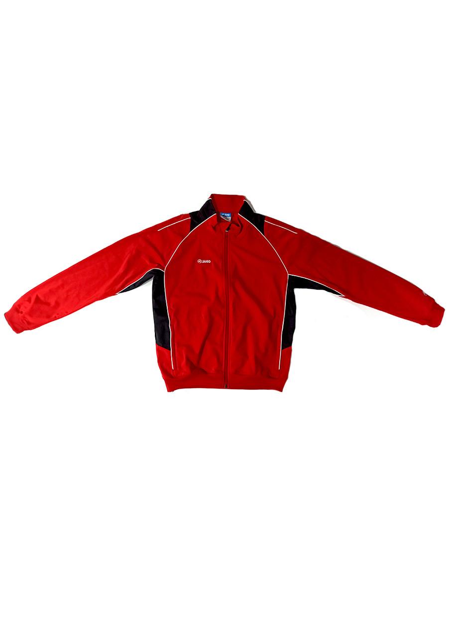 Спортивная кофта  Jako 134-140см Красный