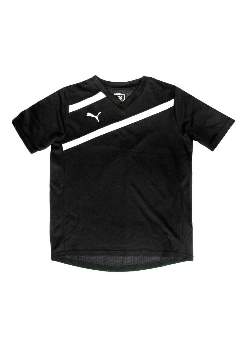 Футболка Puma 152см Чорний