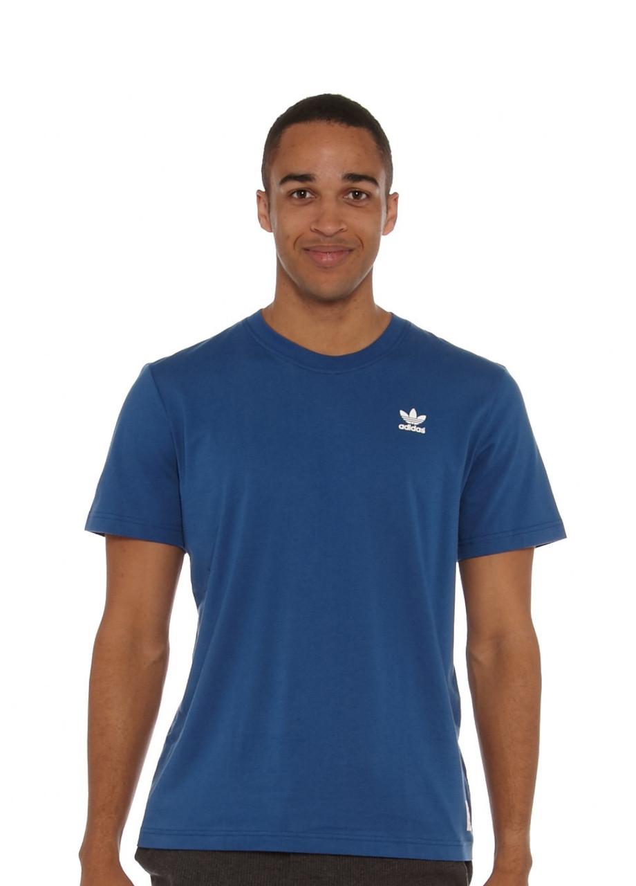 Футболка Adidas XS Синій
