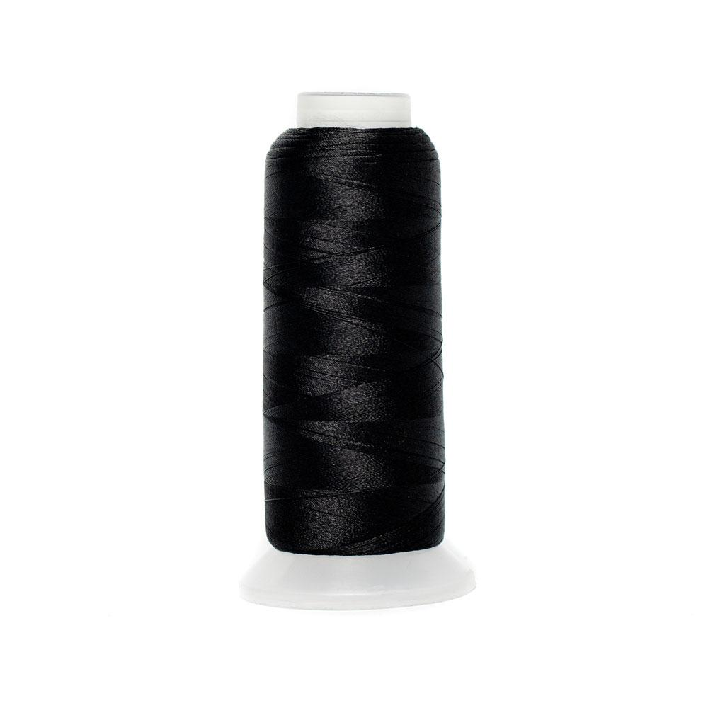 Нитки Overlock-Garn Lotus Products 12х5,7х4см Чорний