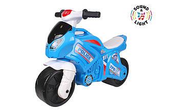 Мотоцикл дитячий ТехноК 6467, синій
