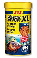 JBL Novo Stick XL – корм для плотоядных цихлид 3028200, 5,5 л