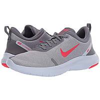 Кроссовки Nike Flex Experience RN 8 Cool Grey/Red Orbit/Football Grey - Оригинал