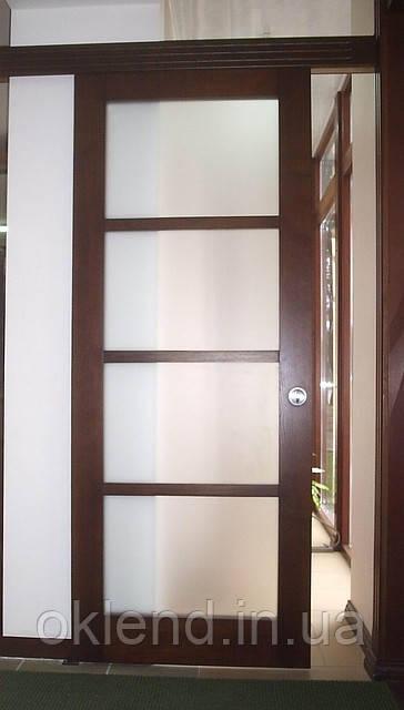 Двери сдвижные