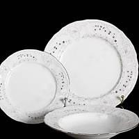 Набор тарелок 18 предметов Bernadotte Thun 7026021-18-6
