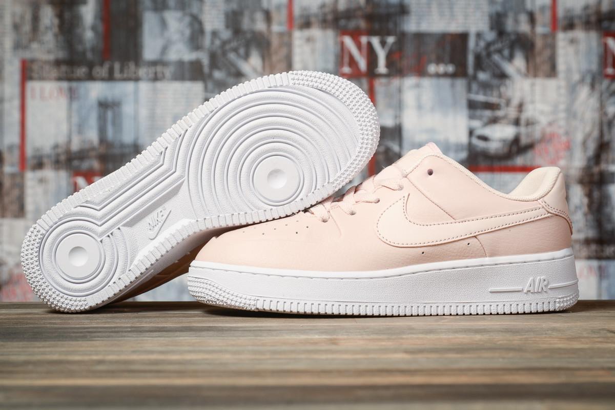 Кроссовки женские 16893, Nike Air  AF-1, розовые, < 37 38 > р. 37-24,0см.