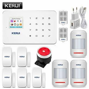 Беспроводная GSM сигнализации Kerui G18 К-3 (YDGFD78DYGFCNK)
