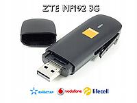 ZTE MF192 3G Модем USB с разъемом для антенны Киевстар Lifecell vodafone