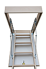 Сходи на горище Altavilla Чердачные лестницы 90х60, TermoPlus 46 mm., Pino (сосна), фото 3