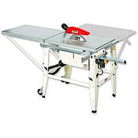 Циркулярная пила строительная с раздвижным столом 3.1 кВт JET JTS-315SP-400