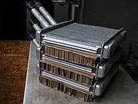 Оригинальный радиатор печки алюминиевый Ланос TF69y0-612036-01. Радиатор печки Nubira / отопитель 611836 Сенс, фото 1