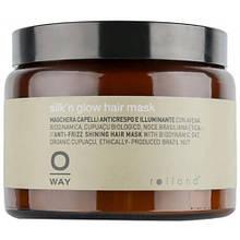 Маска для волос с анти-фриз эффектом 500 мл. Oway Silk'N'Glow