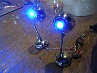 Подсветка салона диодная №11 (синяя).