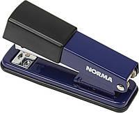"Степлер ""Norma"" №24/6,26/6 20арк №4122 метал. синій(1)(12)"
