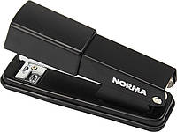 "Степлер ""Norma"" №24/6,26/6 20арк №4122 метал. чорний(1)(12)"