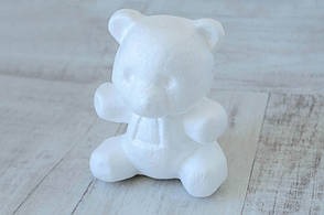 """Заготовка пінопласт """"Santi"""" """"Bear"""" 12х9,8х9,5см №741122"""