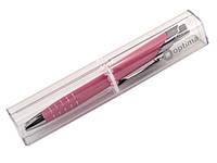 "Ручка кульк. ""Optima"" №O17125 Pastel рожев."