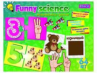 """Набір для творч. """"1В"""" """"Funny science"""" №953066 Цифри і кольори(9), фото 1"""